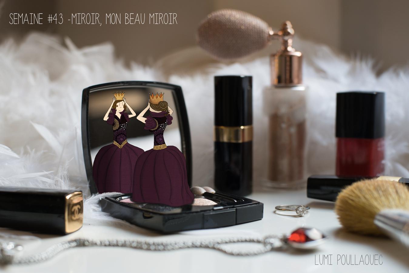 Miroir mon beau miroir…  (Projet 52)