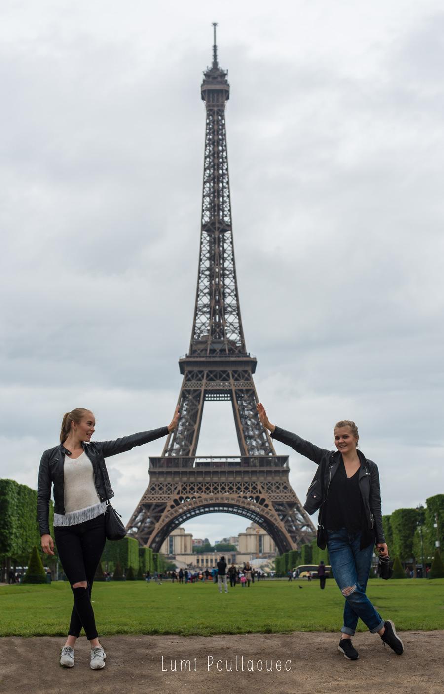 Noora & Katja à Paris – 3