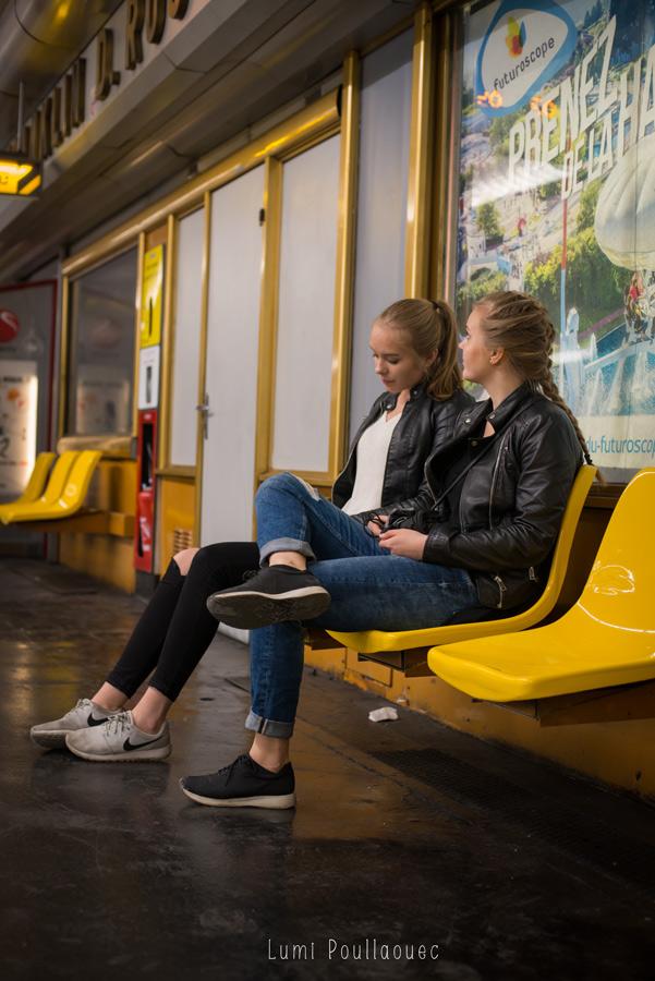 Noora & Katja à Paris – 12