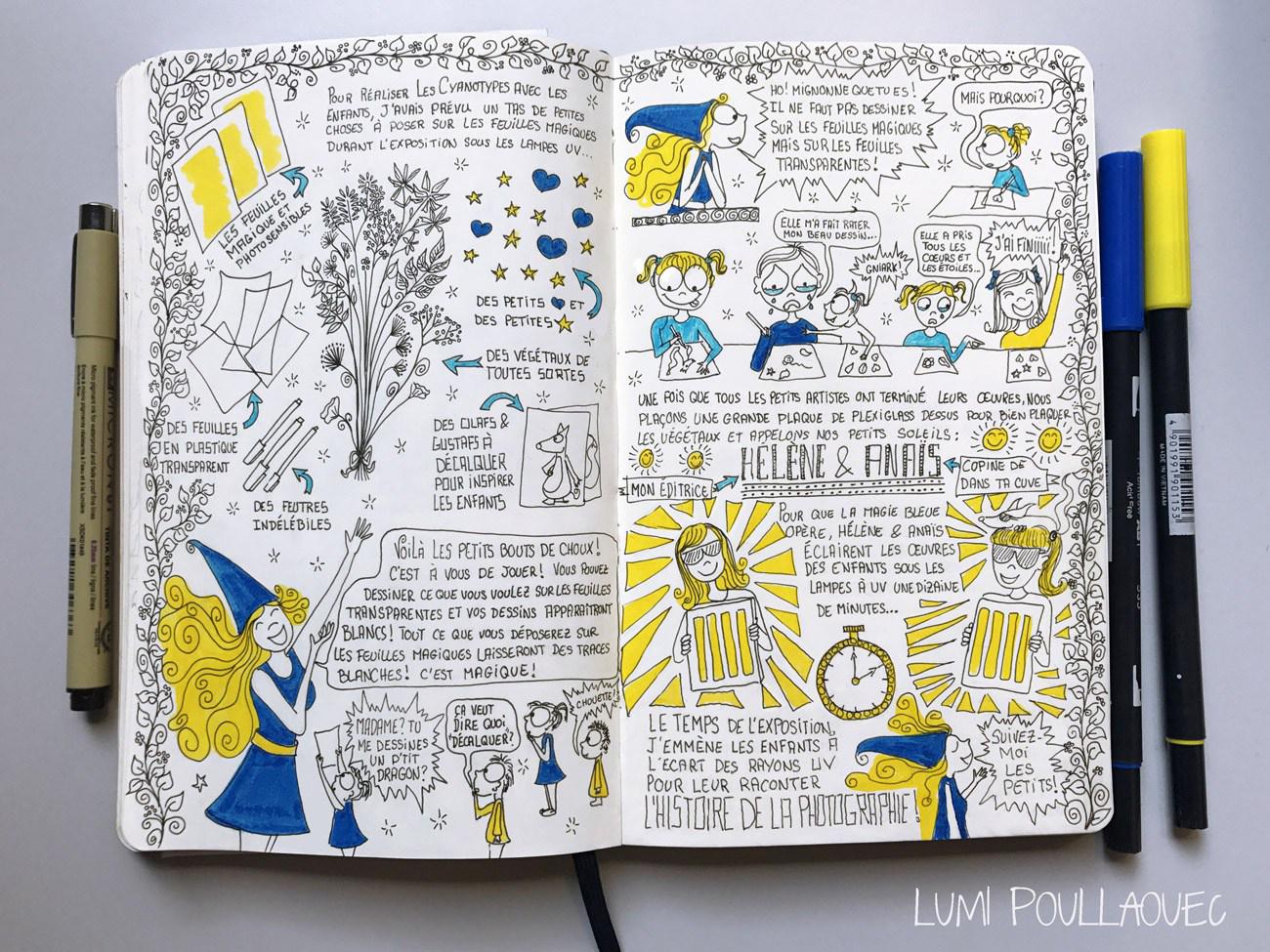 Magie Bleue au Salon de la photo – Episode 3
